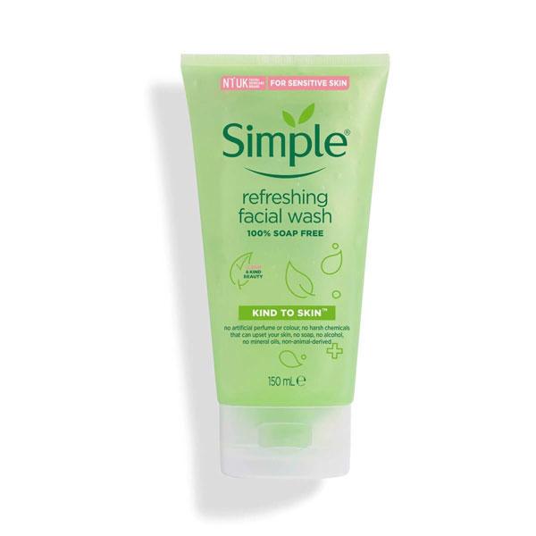 sua-rua-mat-Simple-Kind-To-Skin-Refreshing-Facial-Wash